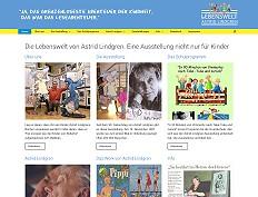 Astrid Lindgren Ausstellung